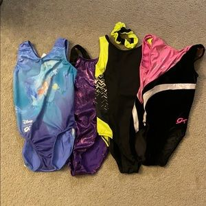 Girls leotards